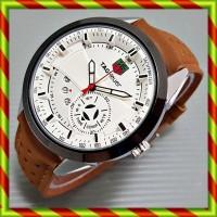 Tag Heuer Spacex Coklat Putih | Jam Tangan Tanggal Rolex Swiss Army