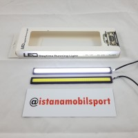 Lampu LED / DRL 17cm White LED Waterproof (IMS)