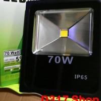 harga Lampu Sorot Led 70 Watt (flood Led 70watt) Tokopedia.com