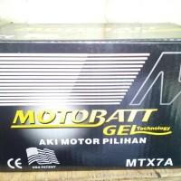 Motobatt Aki Accu battery Ninja 250 KLX 250 Kymco Trend SR 250 Minerva