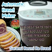 Automatic Bread Maker RE BREAD RB 250 Mesin Pembuat Roti Otomatis