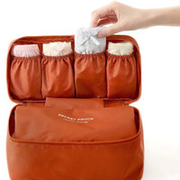 tas monopoly travel underwear secret pouch untuk pakaian dalam hhm072