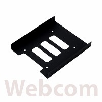Mounting Kit / Docking SSD + HDD Internal 2.5 Inch ke 3.5 Inch