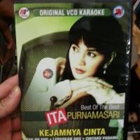VCD KARAOKE ITA PURNAMASARI - BEST OF THE BEST