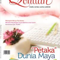 """""""Petaka"""" Dunia Maya, Majalah Muslimah Qonitah Edisi 3"""