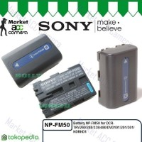 Battery SONY NP-FM30 NP-FM50 NP-FM51 NP-QM50 NP-QM51
