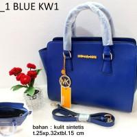 Tas Michael Kors Biru MK_1 Blue KW 1