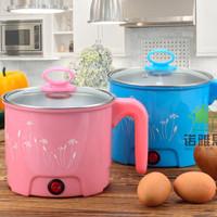 Panci Kecil untuk Masak dengan Listrik Mini Cooking Pot Steam Boiler