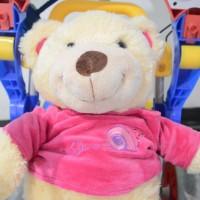 harga Boneka Beruang Teddy Bear Portable Baju Siput 45 cm Pink SNI) Tokopedia.com