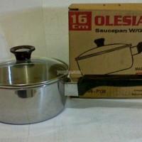 Panci Stainless Steel 16 cm Maspion OLESIA