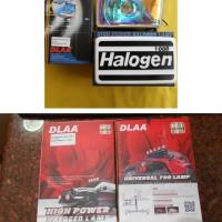 Foglamp Universal DLAA LA1008 (Pelangi / Rainbow)