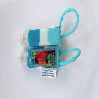 Pocketbac Holder Blue White Sabun Pembersih Tangan AntiBAkteri