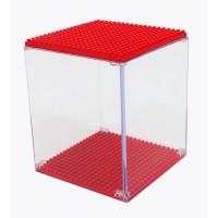 Lego Loz 9900 Display Box Red