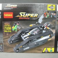 Lego Decool 7108 Batman Bat Tank