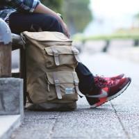 Jual Tas Ransel Laptop Backpack Visval Majestic Gendong Branded Murah Keren Murah
