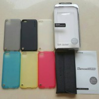 CAPDASE Soft Jacket Xpose iPod Touch 5th Gen / iTouch 5 ORIGINAL