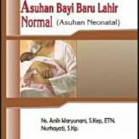 Buku saku asuhan bayi baru lahir normal