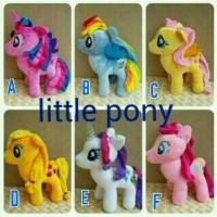 boneka my little pony L