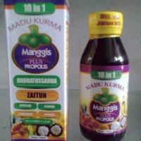 Jual bagus madu kurma manggis plus propolis obat nafsu makan cerdas anak Murah