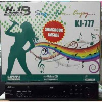 DVD PLAYER KARAOKE KJB KJ 777