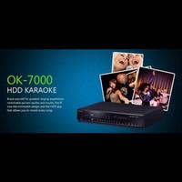 DVD PLAYER KARAOKE GEISLER OK 7000