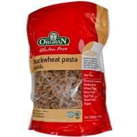Food Organic Orgran Buckwheat Pasta Spirals