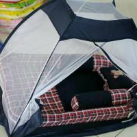 Jual set kasur bayi. tenda kelambu.kasur bantal guling kelambu Murah