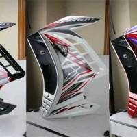 Sayap Fairing New Vixion Model Ninja Fi