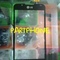TOUCHSCREEN LG Optimus L7 II Dual P715  PUTIH