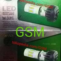 harga Lampu Headlamp Led 6 Sisi Rtd High Quality Super Terang Untuk  Motor Tokopedia.com