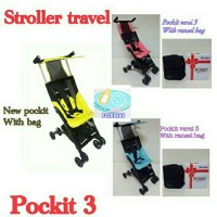 Cocolatte Pockit Cl-689 Free Backpack