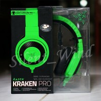 Jual Razer Kraken Pro gaming & music headset GREEN! Murah