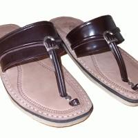 Sendal Terumpah Terompah - Sandal Kulit Handmade