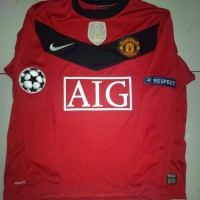 jersey retro grade AAA thailand manchester united 2009-2010 mu victory