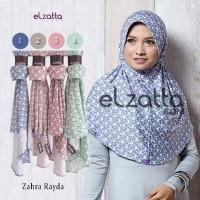 Jual Kerudung Jilbab Instan Bergo Zahra Rayda Elzatta Murah