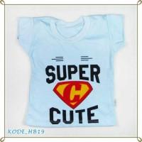 harga Kaos Oblong Hello Baby Hb19 Tokopedia.com
