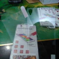 Sony Xperia Z1 Tempered Glass Belakang Saja Back Only