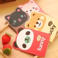 Note Book Mini Animal Series