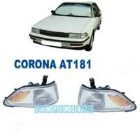 harga Lampu Sein Toyota Corona Twincam 181 1990-1992 (set) Tokopedia.com