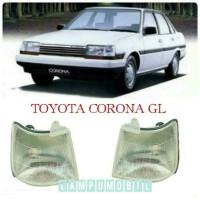 Lampu Sein Toyota Corona GL 151 1984-1986 (set)