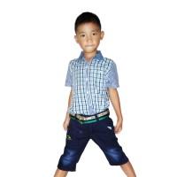 Celana Anak Jeans Lutut
