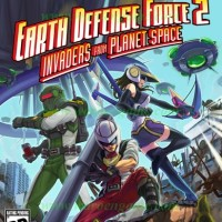 PSVita Earth Defense Force 2: Invaders From Planet Space R1