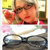 Glasses Meiko Shiraki Anime Prison School Import Taobao cosplay