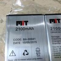 baterai battery mito a355 a-355 ( ba-00041) original oem 2100mah