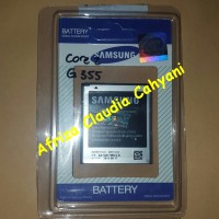 Baterai Samsung Galaxy Core 2 G355H (Original SEIN 100%)