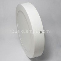 Lampu Downlight Outbow LED 18W Bulat Putih