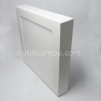Lampu Downlight Outbow LED 18W Kotak Putih