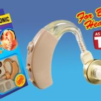 HEARING AID CYBER SONIC / ALAT BANTU DENGAR Tipe BTE (Behind The Ear