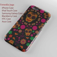 GIRLY SKULL, IPHONE WALLPAPER BACKGROUND, iphone case, smua hp