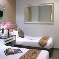 Fragrance Hotel Bugis - Singapore (Voucher Hotel)